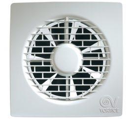 Vortice MF150/6 T HCS LL fürdőszoba, WC axiális kisventilátor időkapcsolóval és páraérzékelővel