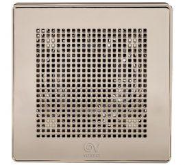 """Vortice ME 100/4"""" LL T Punto Evo PRÉMIUM arany színű fürdőszoba, wc ventilátor, időkapcsolóval, előkésleltetéssel, IP45"""