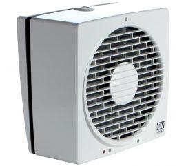 Vortice Vario 150/6 AR LL S ablakventilátor, megfordítható szállítási iránnyal
