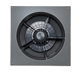 Vortice CA 160 MD E W centrifugális fémházas csőventilátor szerelőlappal