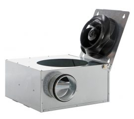 Vortice CA IL 160 hangcsillapított ventilátor