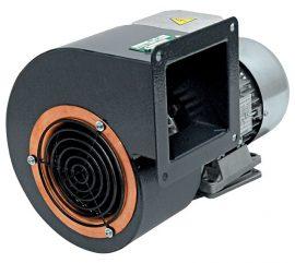 Vortice C35/4T ATEX II 2G/D H T3/125°C X GB/DB robbanásbiztos centrifugál ventilátor