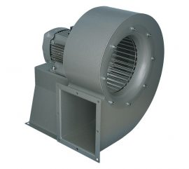 Vortice C37/4 M E  egyfázisú centrifugál ventilátor