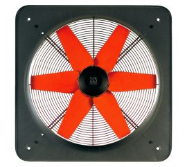 Vortice Vorticel E604 M fali axiál ventilátor