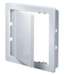 Awenta DT16 műanyag szervizajtó 300X400 fehér színben