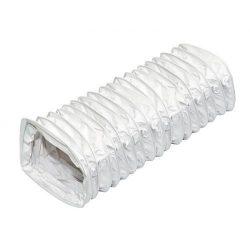 Awenta KE75-60 négyszögletes flexibilis műanyag lapos csatorna 75X150 /6 méter