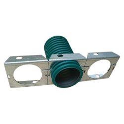 MPE 75 mm fali sorolható rögzítő bilincs