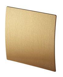 Awenta HSF PEZ100 ívelt teli előlap, arany színben