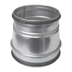RCPL 400/160 szegmentált fém szűkítő idom, gumitömítéssel