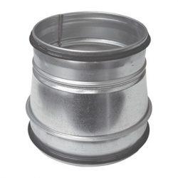 RCPL 450/200 szegmentált fém szűkítő idom, gumitömítéssel