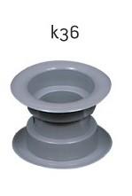 Awenta T14 ajtógyűrű K36 színben