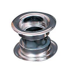 Awenta T14m ajtógyűrű metál ezüst színben