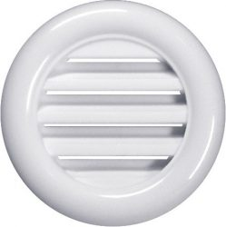 Awenta T71 bútor, ajtórács fehér színben NA40
