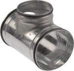TCPL 250/250 fém EGÁL T idom, gumitömítéssel